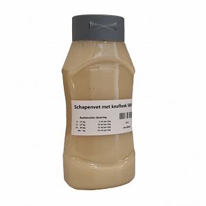 Schapenvet met Knoflook 500 ml