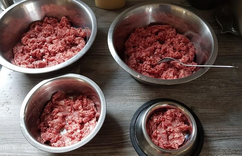 info vers vlees voeding