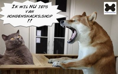 Hondensnacks, Hondenbrokken, Vers Vlees en Speelgoed voor Honden