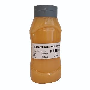 Schapenvet met zalmolie 500 ml