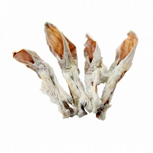 konijnenoren met vacht 100 gram